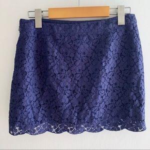 Talula - Lace Mini Skirt